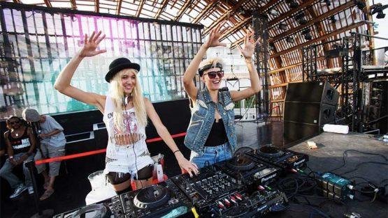 NERVO, i live più belli delle sorelle dell'EDM