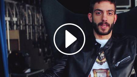 I CONCORRENTI DI TOP DJ // Alvino