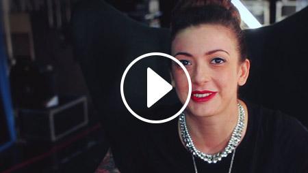 I CONCORRENTI DI TOP DJ // Georgia Lee
