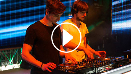 TOP DJ extended casting | Pinza & Lele