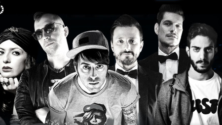 Segui i protagonisti di TOP DJ nei migliori club d'Italia