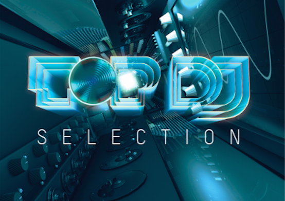 E' uscita la compilation di TOP DJ con gli inediti dei 3 finalisti