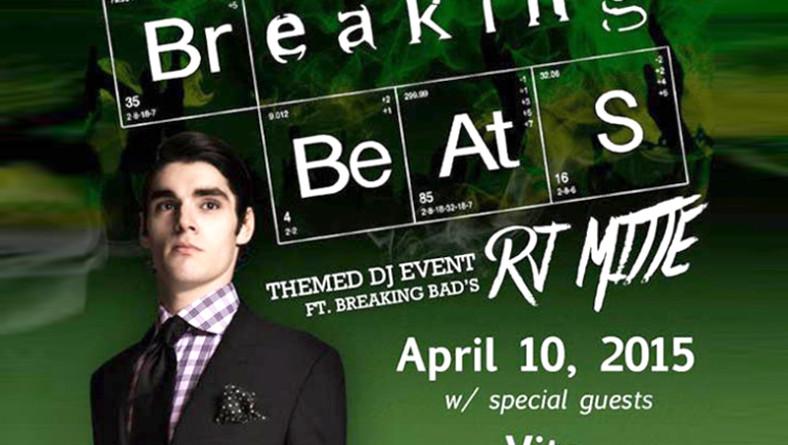 Walt Jr. di Breaking Bad adesso fa il DJ