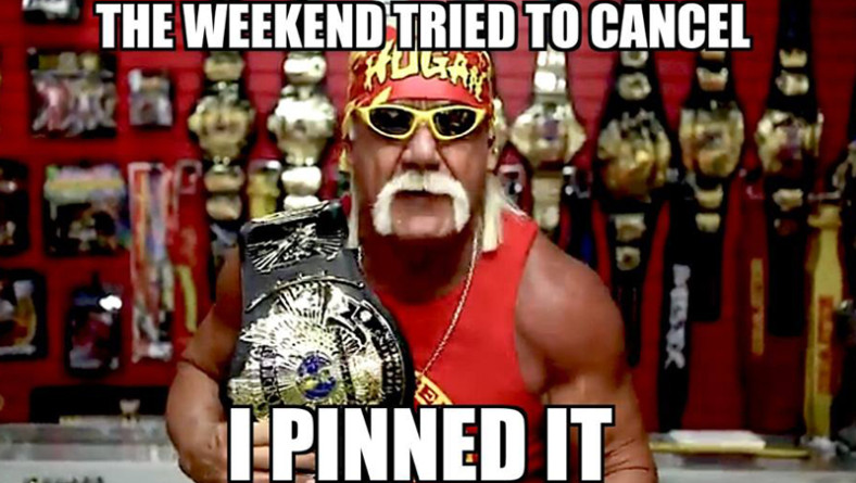 Hulk Hogan: clamoroso KO sul ring dell'elettronica