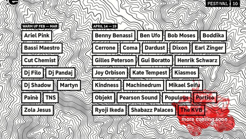 Ecco la Line up dell'Elita Design Week Festival: you can't miss it!