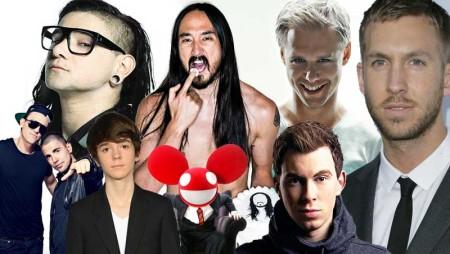 IDMA 2015: Calvin Harris, Hardwell, Skrillex e Madeon tra i vincitori