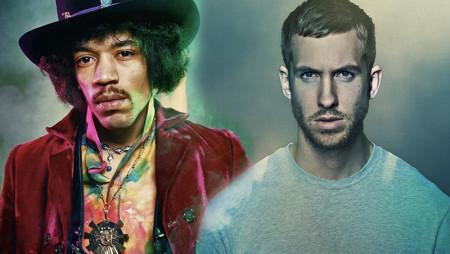 Calvin Harris o Jimi Hendrix: chi guadagnerebbe di più oggi?