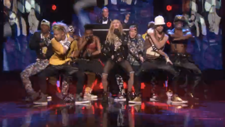 Madonna e Diplo all'ennesima potenza da Jimmy Fallon