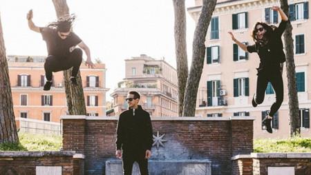 Sorpresa! Skrillex al Circolo degli Illuminati di Roma [FOTO+ VIDEO]