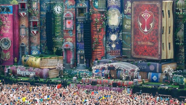 Tomorrowland 2015: tutti i segreti del palco più spettacolare al mondo