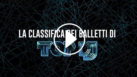 La classifica dei ballerini di TOP DJ