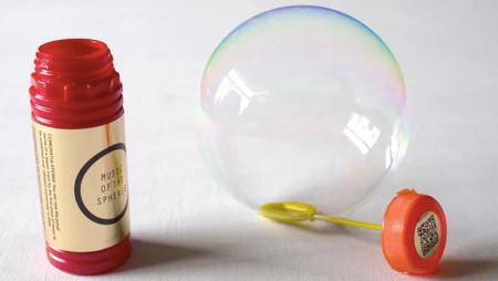 La musica nel DNA delle bolle di sapone non è fantascienza