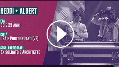 #XTREMEDJ   iPantellas vs Albert + Reddi