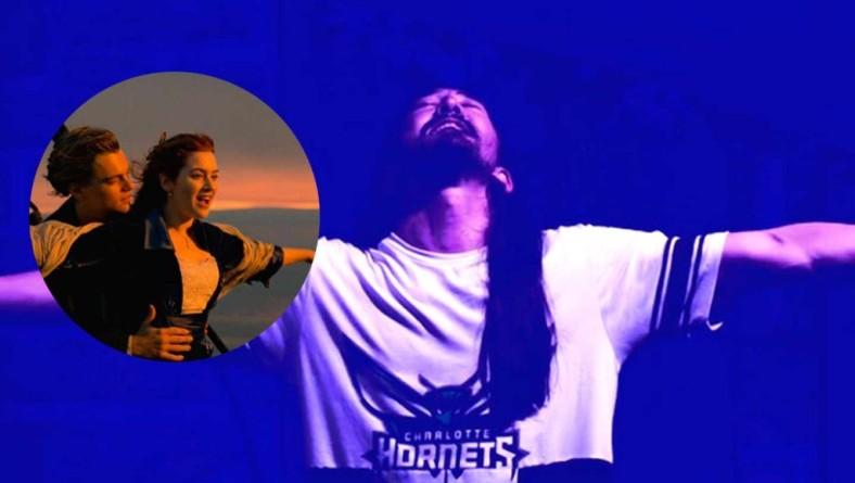 Steve Aoki che porta il Titanic al Tomorrowland 2015