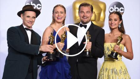 Brie Larson vince l'Oscar (ma nessuno sa della sua carriera da DJ)