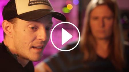 Vieni a fare un giro nello studio di Deadmau5 [video]