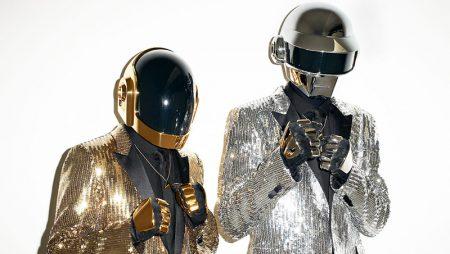 Daft Punk: la storia del duo francese in una sola immagine