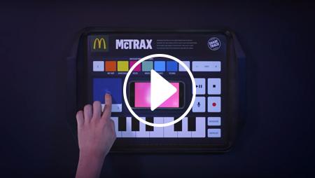 La tovaglietta del McDonald's ti trasforma in un producer EDM