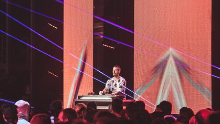 Ascolta su Spotify la playlist con i brani della quarta puntata di TOP DJ